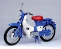 【10026】1/10 HONDA SUPER CUB C100 (BLUE)
