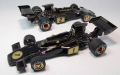 【20009】1/20 Team Lotus Type 72E 1973 2nd production 【PLASTIC KIT】