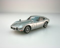 【24032】1/24 TOYOTA 2000GT (Silver)