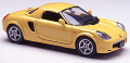 【43088】TOYOTA MR-S (HARD TOP) (YELLOW)