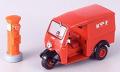 【43167】DAIHATSU MIDGET POST CAR (RED)