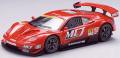 【43744】JIMGAINER FERRARI DUNLOP SUPER GT300 2005 No. 11