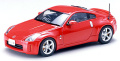 【43788】NISSAN FAIRLADY Z33 COUPE (RED)