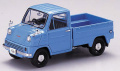 【43842】HONDA T360 TRUCK 1963 PLAIN BONNET (BLLUE)