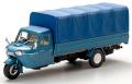 【43849】MAZDA T2000 3wheel truck canvas top 1962