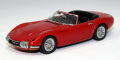 【43859】TOYOTA 2000GT open (RED)