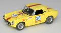 【43934】Honda S800 Racing 1967 suzuka 1000km