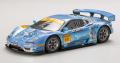 【43953】TOTAL BENEFIT JIM CENTER F360 SUPER GT300 2007 No.11 【RESIN】