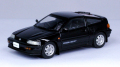 【44227】HONDA CR-X 1987 (BLACK)