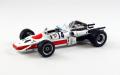 【44385】Honda F-1 RA302 1968 Italy GP Practice No. 14 【RESIN】