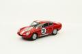 【44464】ABARTH Bialbero 1965 No. 31 Funabashi CCC race 【RESIN】