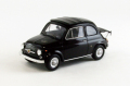【44502】Fiat Abarth 595 SS 1965 (BLACK) 【RESIN】