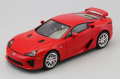 【44515】Lexus LFA (RED) 【RESIN】