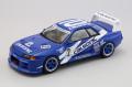 【44646】CALSONIC SKYLINE GT-R 1993 Rd.4 Fuji Campion