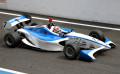 【44857】Team LeMans No. 7 Formula NIPPON 2012 【RESIN】