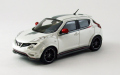 【44904】NISSAN JUKE NISMO (WHITE) 【RESIN】