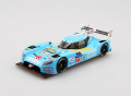 【45251】NISSAN GT-R LM NISMO 2015 MANCHESTER CITY FC