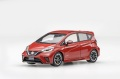 【45442】NISSAN NOTE e-POWER NISMO (Garnet Red) 【RESIN】