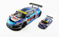 【81003】1/18 ZENT Audi R8 LMS SUPER GT300 2012 No. 21 【RESIN】