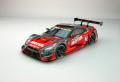 【81071】1/18 MOTUL AUTECH GT-R SUPER GT GT500 2016 Rd.2 Fuji Winner No.1