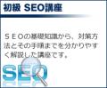 【セミナーDVD】専門(初級)SEO講座