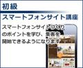 【セミナーDVD】専門(初級)スマートフォンサイト講座