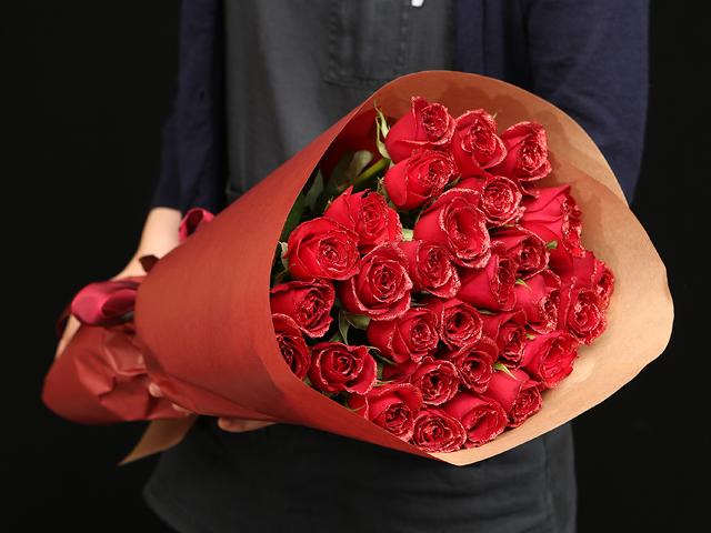 30本の花束