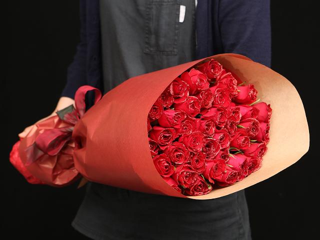 40本の花束