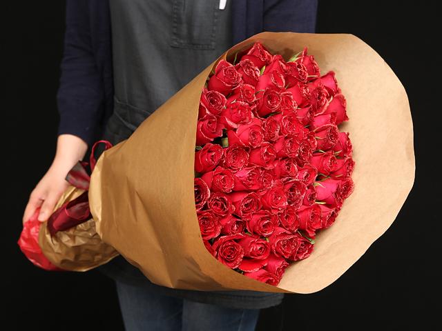 60本の花束