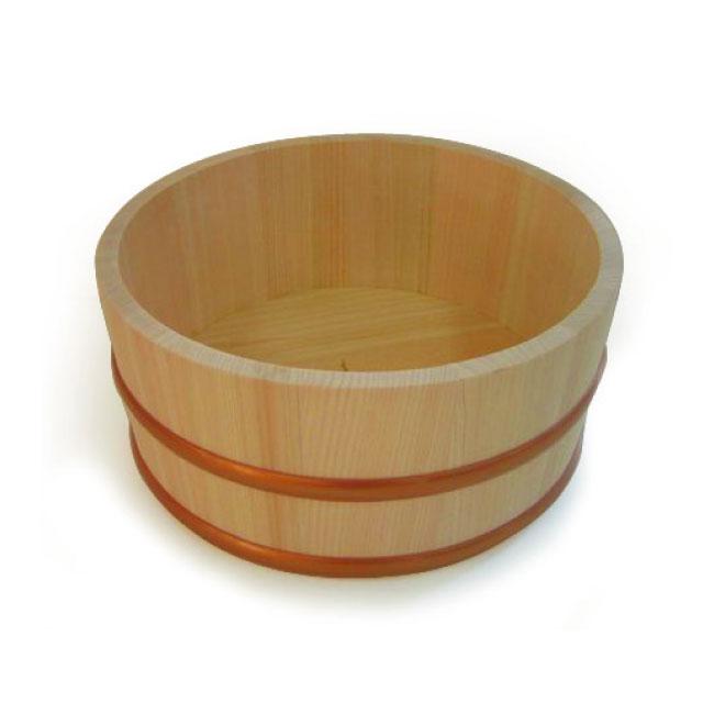 ヒノキの湯桶