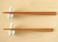 六角桜箸 蜜蝋仕上げ