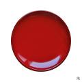 川連漆器 六寸皿