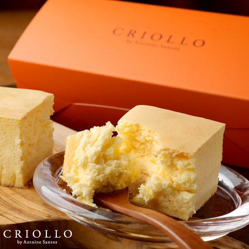 【チーズケーキ】サントスシェフの幻のチーズケーキ(長方形)