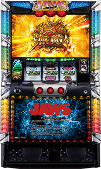 パチスロJAWS~it's a SHARK PANIC~【J5】