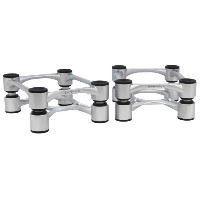 ISO Acoustics スピーカースタンド Aperta Aluminum (ペア)