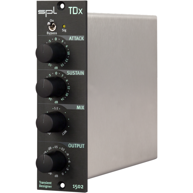 SPL Model 1502 TDx API 500互換モジュール