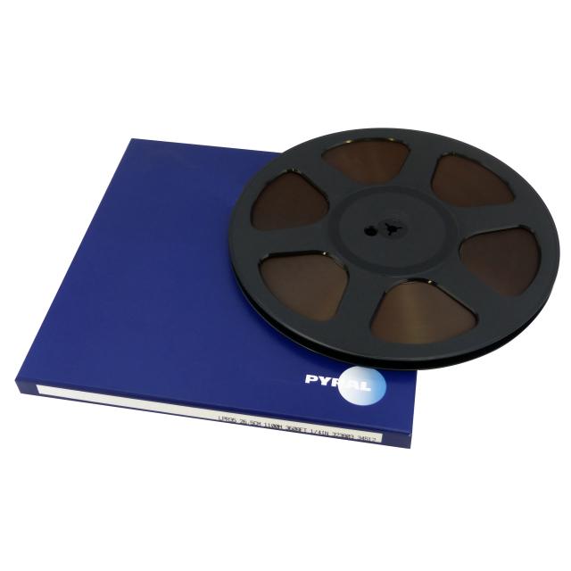 PYRAL(旧RMG) 10号オープンリールテープ プラスチックリール LPR35-1/4-3608(1100m) R34512