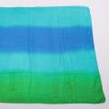 高級シルクベールR5-7サイズ236cm*110cm(4段:緑・水色・青・水色)【メール便送料無料】