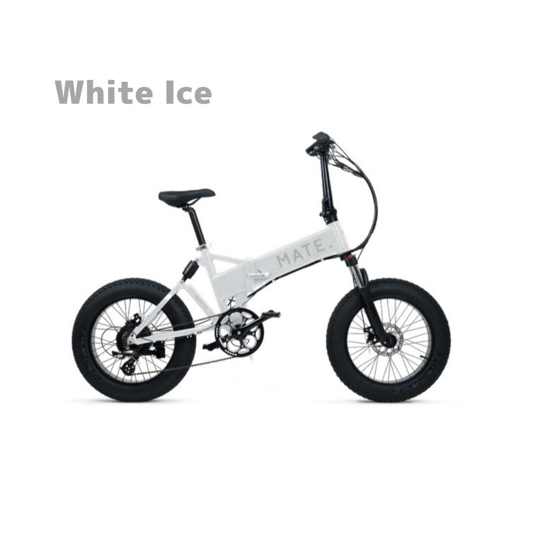 【4月入荷】MATE. BIKE MATE-X 250 White Ice