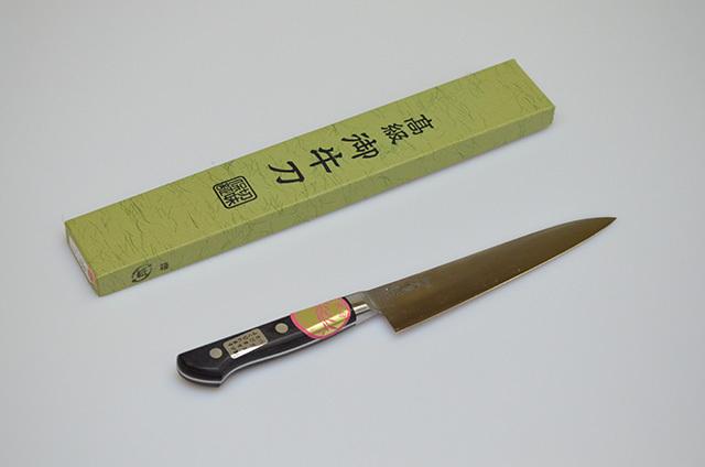 【川澤刃物工業】久重作 ペティナイフ 150mm