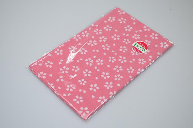 【堺注染和晒興業会】注染手拭 さくら(ピンク)