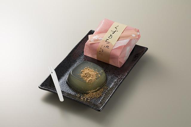 【おかよし味匠庵】くず餅