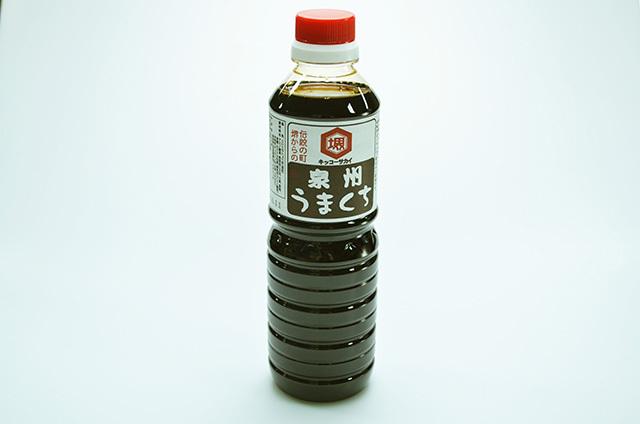 【雨風】泉州 うまくち醤油 500ml