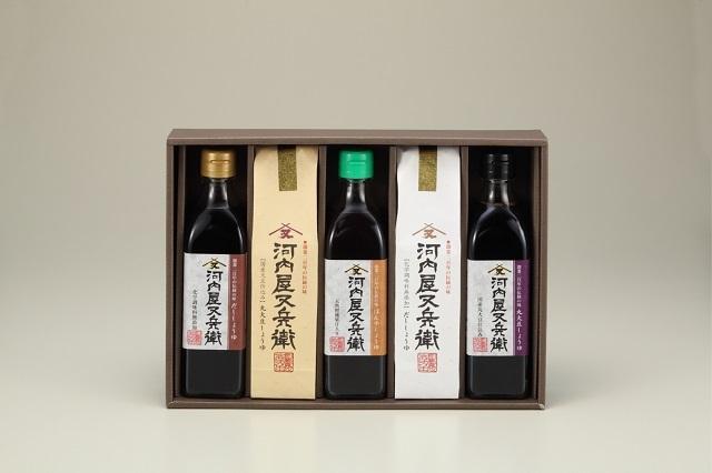 【大醤】河内屋又兵衛醤油・調味醤油
