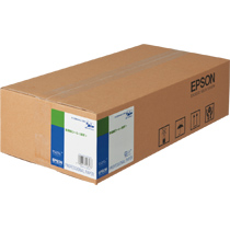 EPSON 普通紙ロール<厚手> 坪量90g/m2・厚さ0.11mm 841mm(A0サイズ)幅×50m2本入 EPPP90A0