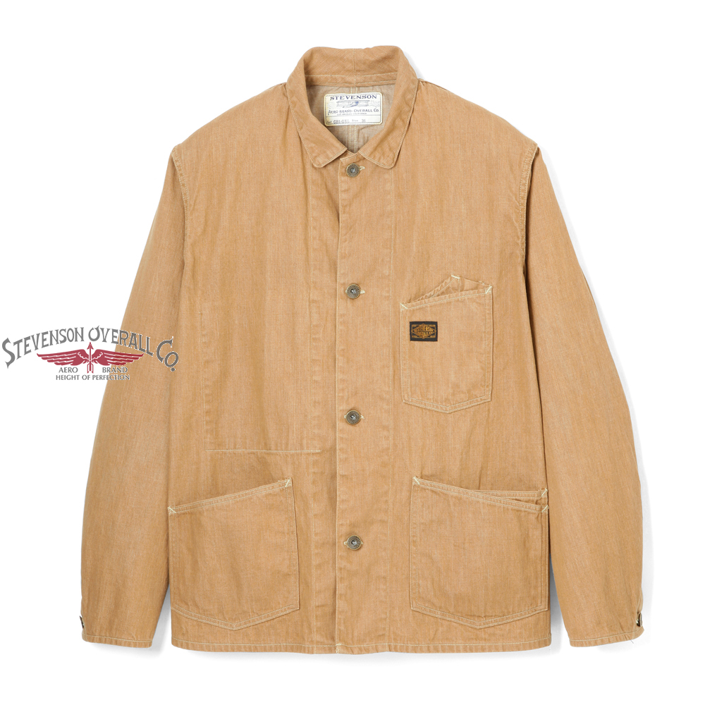 Stevenson Overall Co. Golden Gate - GG2 カバーオールジャケット