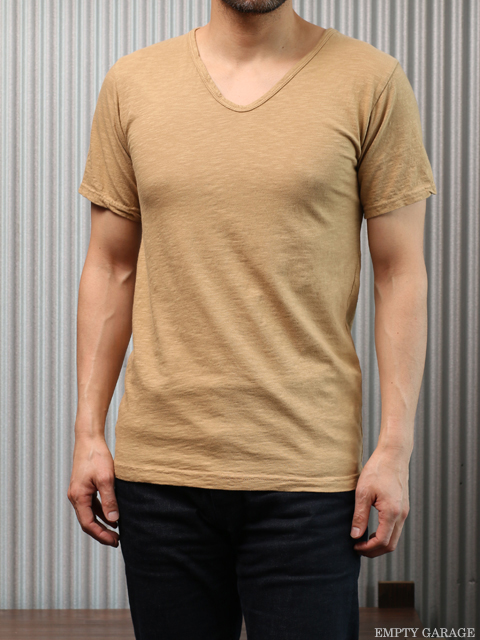 GRAB IN HOLLYWOOD V-NECK SHORT SLEEVE Cut Sewn