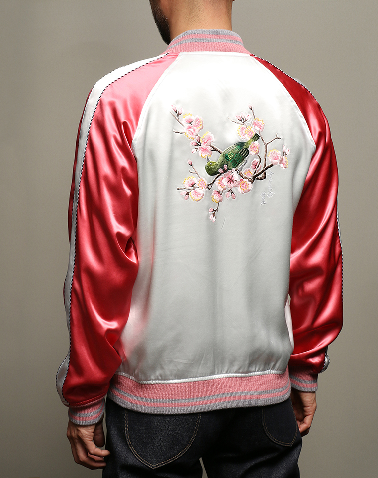 FindersKeepers FK-SOUVENIR JACKET (Hand Embroidered)