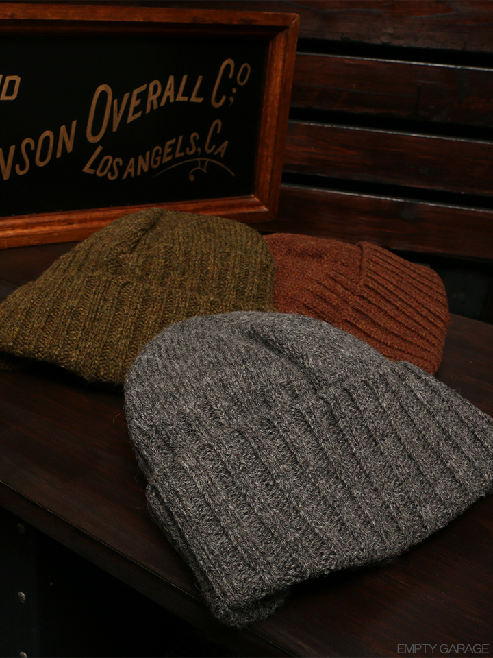 Stevenson Overall Co. WWII Knit Cap - WC ワッチキャップ
