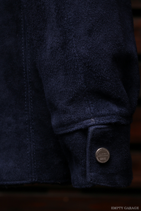FindersKeepers FK-SHORTHORN JKT Navy (シンサレート)